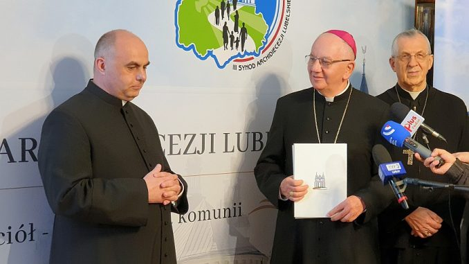 Komunikat Metropolity Lubelskiego o nominacji nowego biskupa pomocniczego